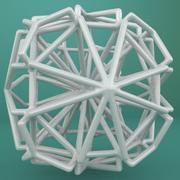 Geometric Shape 236 3d model