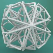 Forma geométrica 240 3d model