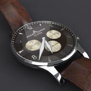 Realistyczny zegarek 3d model