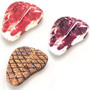 Porterhouse-Steak-Auflistung 3d model