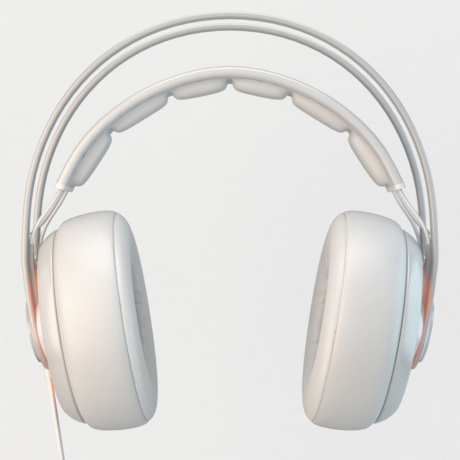 Auriculares Siberia Elite royalty-free modelo 3d - Preview no. 5