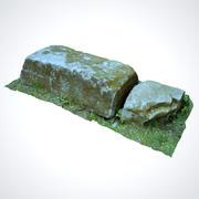 石 3d model