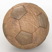Soccerball HighPoly old 3d model