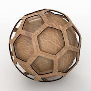 Soccerball TV show old 3d model