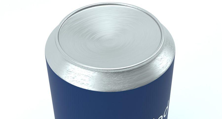 ペプシ缶 royalty-free 3d model - Preview no. 6