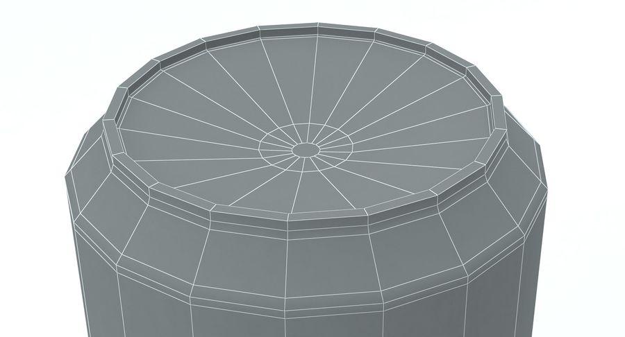 ペプシ缶 royalty-free 3d model - Preview no. 9