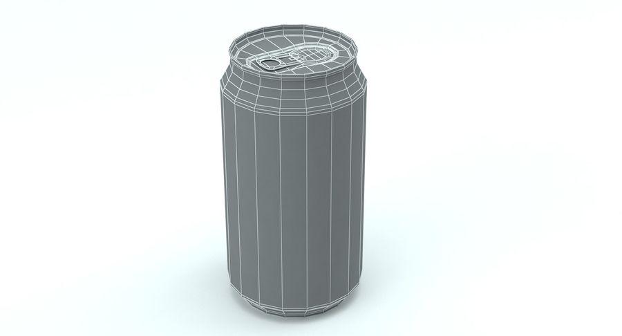 ペプシ缶 royalty-free 3d model - Preview no. 7