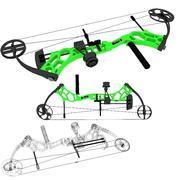 弓箭 3d model