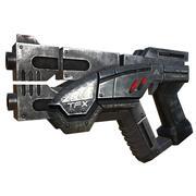 geweer 3d model