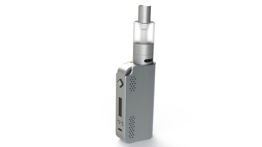 Cigarro eletrônico royalty-free 3d model - Preview no. 2