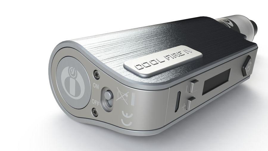Cigarro eletrônico royalty-free 3d model - Preview no. 6