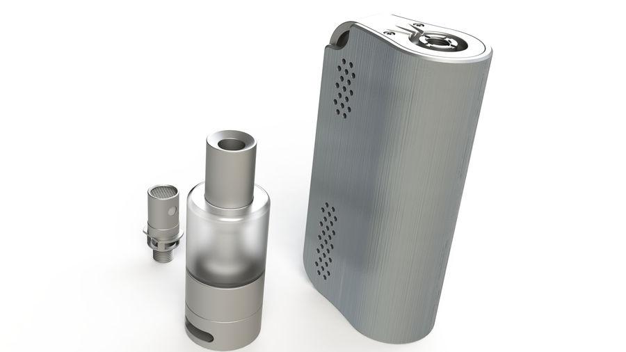 Cigarro eletrônico royalty-free 3d model - Preview no. 5