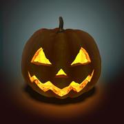 Zucche Di Halloween 3d model