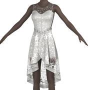 dress5 3d model