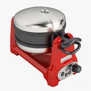 KitchenAid Artisan Waffle Iron 04 3d model