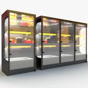 花柜 3d model