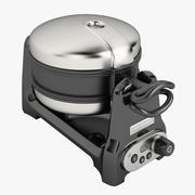 KitchenAid Artisan Waffle Iron 06 3d model