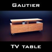 Telewizor Gautier Manhattan 3d model