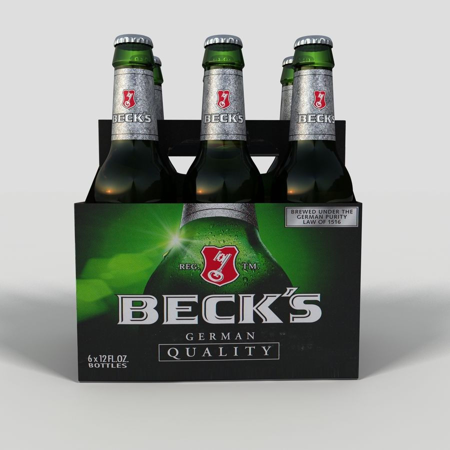 Six Pack of Beck