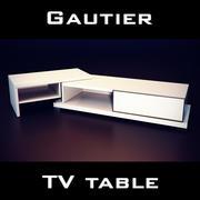 Gautier Urban TV Extension 3d model