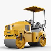 Utility Compactor 3d model