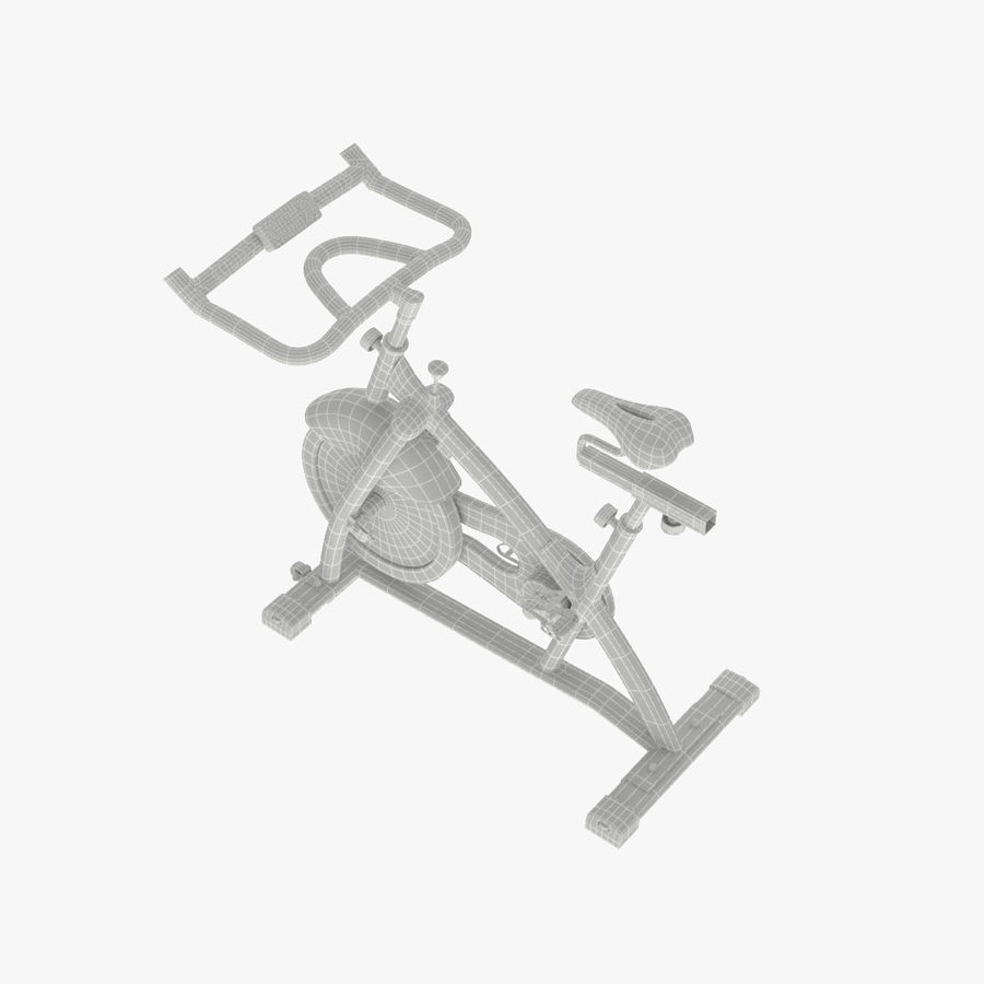 Heimtrainer royalty-free 3d model - Preview no. 9