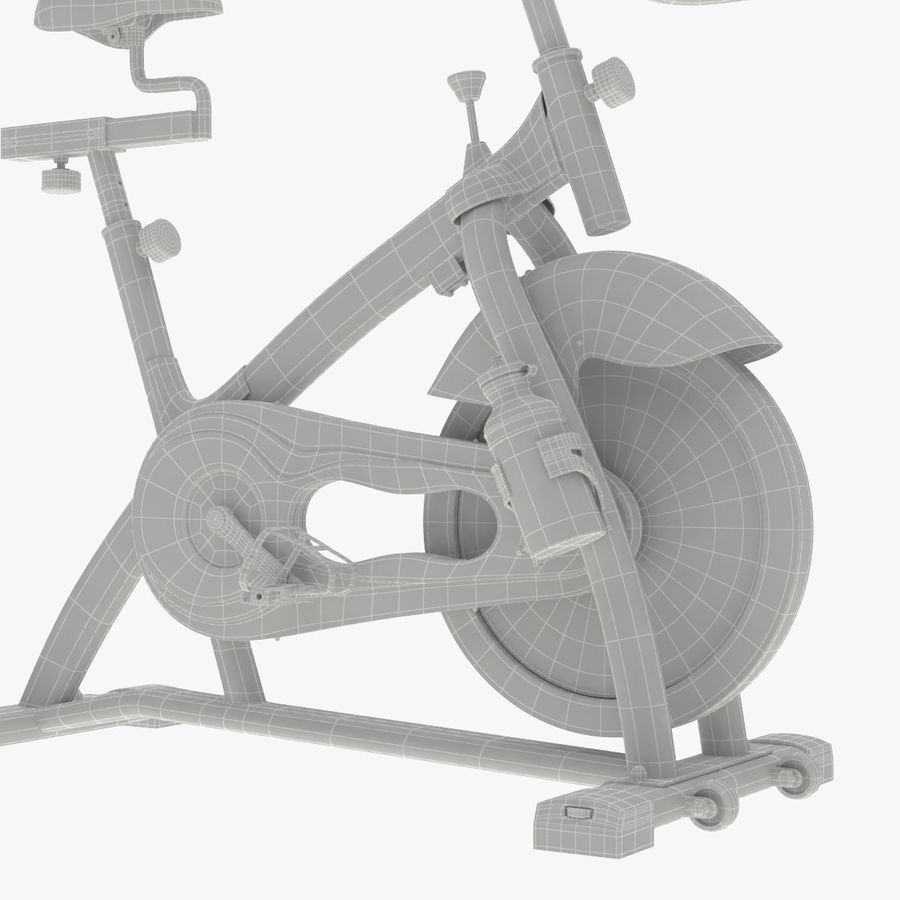 Heimtrainer royalty-free 3d model - Preview no. 12
