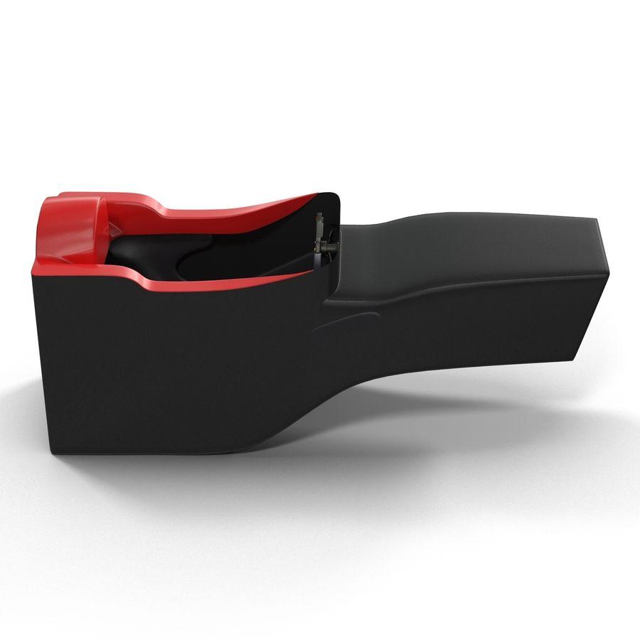 Formula One Cockpit Modèle 3D royalty-free 3d model - Preview no. 5