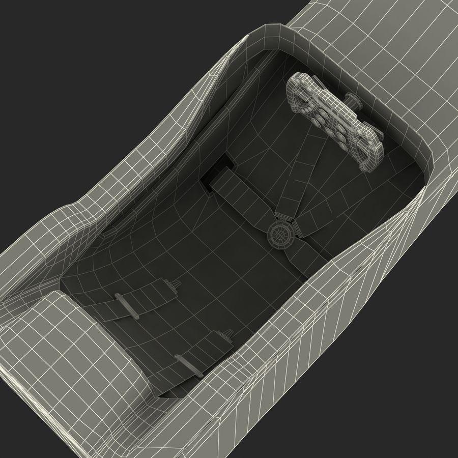 Formula One Cockpit Modèle 3D royalty-free 3d model - Preview no. 23