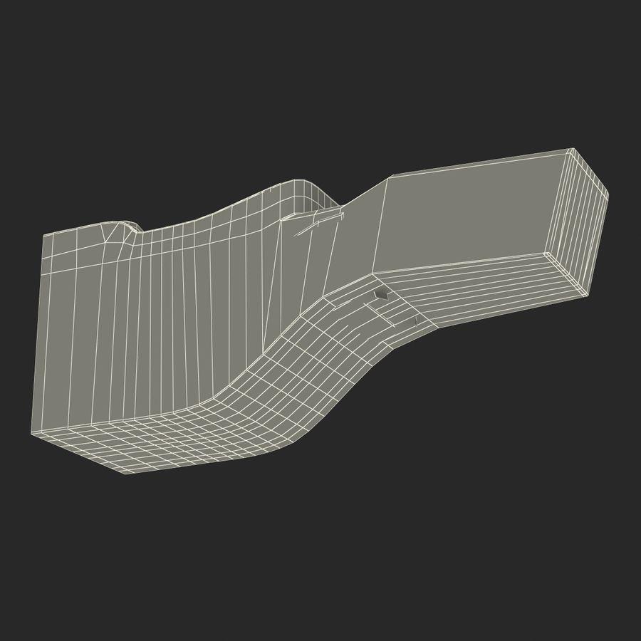 Formula One Cockpit Modèle 3D royalty-free 3d model - Preview no. 21
