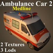 AMB2 MED 3d model