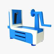 Spiralizer 3d model