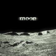 Moon Surface 3d model