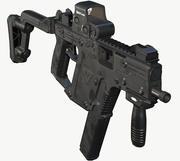 Pronto para jogo KRISS Vector (Triple A) 3d model