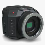 Blackmagic Micro电影摄影机 3d model