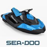 SEA-DOO Spark 3d model