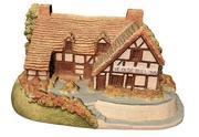 High Poly Exterior Medieval Tavern Pub 3d model