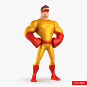 Super Hero 2 3d model