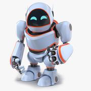 Robot v2 3d model