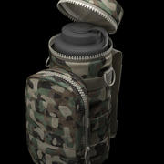 Military pouch 3d model
