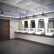 Tuvalet 3d model