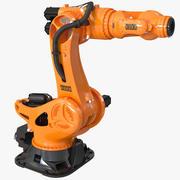 Kuka Robot K-1000 Titan 3d model