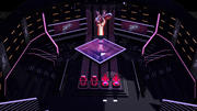 声音舞台 3d model