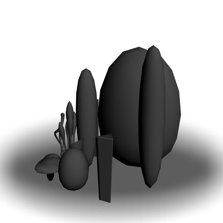 Concept Milieu royalty-free 3d model - Preview no. 2