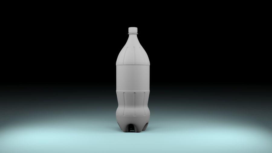 飲料ボトル royalty-free 3d model - Preview no. 5