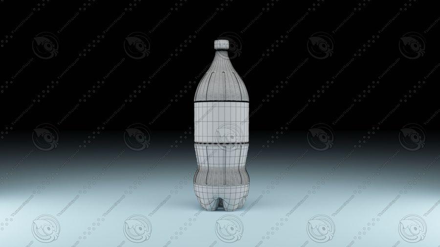 飲料ボトル royalty-free 3d model - Preview no. 3