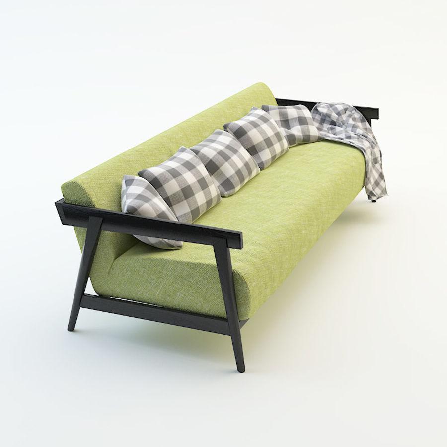 collection de meubles royalty-free 3d model - Preview no. 10