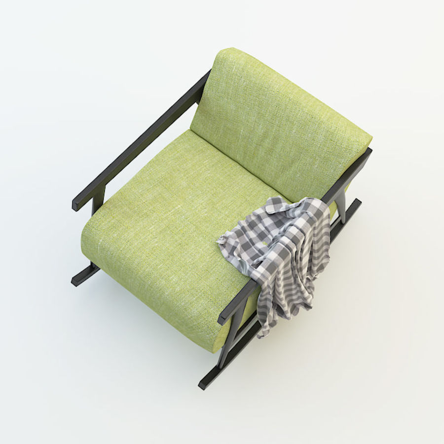 collection de meubles royalty-free 3d model - Preview no. 18