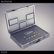Nuclear Suitcase 3d model