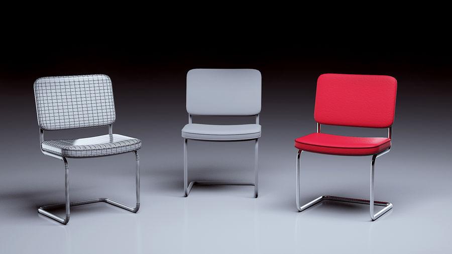 事務用椅子 royalty-free 3d model - Preview no. 1